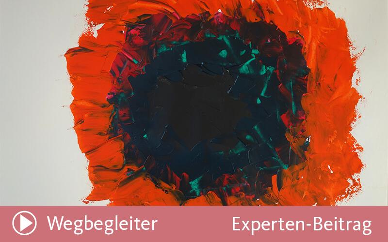 29 | Wenn Worte fehlen… Die Begegnung von Kunsttherapie und Trauerarbeit.